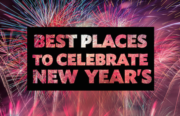 Best Places to Celebrate New Year's