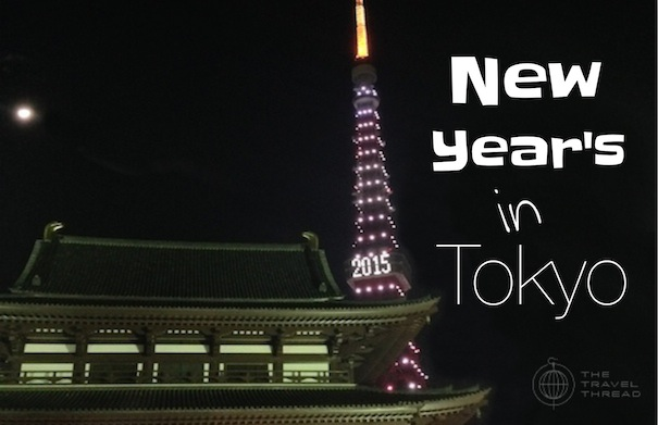 New Year's in Tokyo