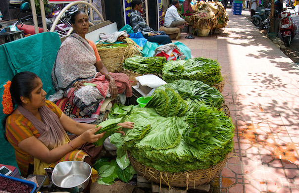Market in Bangalore