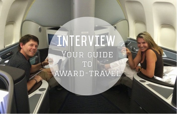 Interview with Award-Travel Expert