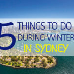 5 things to do in Sydney this winter